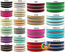 Wholesale Solid Color Grosgrain Ribbon For DIY KIDS Crafts From 196C 3MM/5MM