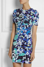 NEW! Peter Pilotto for Target Crisscross Dress - Purple/Blue Floral Print XS-XL