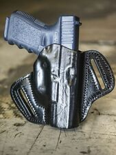 Ruger LC9 and LC9s. No Laser | OUTBAGS Genuine Leather OWB Pancake Belt Holster