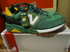 New Balance 572 x Burn Rubber Vernors MRT572BR Ginger Ale Green Yellow SZ 8-13