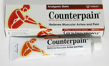 COUNTERPAIN HOT ANALGESIC BALM (relieves muscular aches and pain)