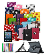 360 Degree Rotating Stand Case Cover for Samsung Galaxy Tablet & Stylus Pen
