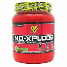 BSN NO XPLODE N.O.-Xplode (NEW FORMULA) Pre Workout 60 SERVING *CHOOSE FLAVOR*