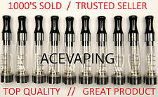 2,5 & 10 X CLEAR & MIXED COLOUR=ATOMIZER=CLEAROMIZER=ATOMISER=CLEAROMISER=TANKS!