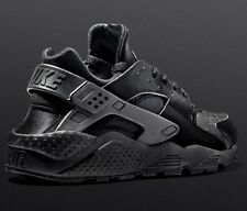 Nike Air Huarache 'Triple Black' GENUINE *All Sizes*