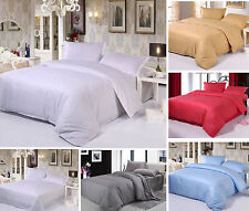 5 Colors LLUXURY EGYPTIAN COTTON BED SHEET Single, Queen, King Sheet Size Choose