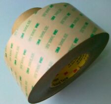 3M 9495le Double Sided VHB Tape, 300 LSE Adhesive - Waterproof and UV Resistant