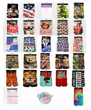 New ODD SOX Authentic Footwear Halloween Mens Socks