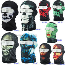 20 Styles Outdoor Bicycle Balaclava Cycling Prevent Bask UV Full Face Mask Hat