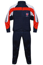 NEW BOYS JOGGERS FITNESS FULL TRACKSUIT TOP AND BOTTOM  NAVY ENGLAND FOOTBALL