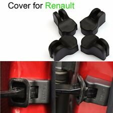 4x Car Door Check Arm Protection Cover Fit For Renault Koleos Prevent Corrosion