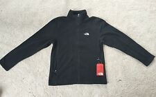 NWT The North Face Men's Contrail Full Zip Fleece Jacket Black SIZE S M L XL