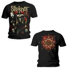 SLIPKNOT Come Play Dying T-shirt (Black) Mens New 'Official'