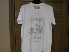 HART AND HUNTINGTON VINTAGE STYLE T-SHIRT WHITE NEW WITH TAGS