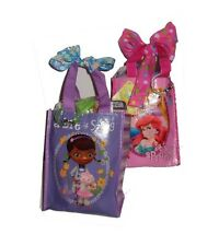 Girls Toy Filled Gift Basket/Tote Disney Princeses Dora Hello Kitty Watch