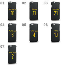 Brazil National Football Team Famous Soccer Third Jersey A Phone Case Cover