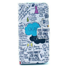 The Fault In Our Stars Graffiti Flip Wallet PU Leather Case Cover For Phones