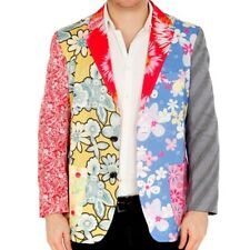 Foul Fashion Mens Blazer 30% Off RRP SALE Jacket For Party Holiday Gift Stag Do