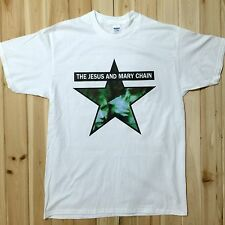 The Jesus And Mary Chain Automatic Rock Music Band CD T-Shirts Unisex JC1