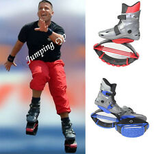Blue Red Kangoo Jumps Shoes Skyrunner Bouncing Sports Jumping Fitness Shoes