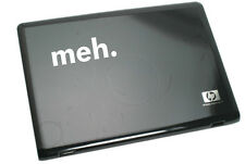 MEH... LAPTOP / DOOR / WALL / WARDROBE VINYL STICKER