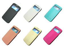 Flip Smart PU Leather Wallet Stand Case Cover For Samsung GALAXY S4 I9500