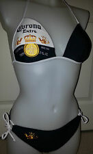 CORONA EXTRA OFFICIALLY LICENSED STRING BIKINI SWIM WEAR SUIT   ALL SIZES