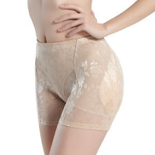 Women New Hip and Butt Enhancer Booty Padded Pads Panty Jacquard Shapewear S-4XL