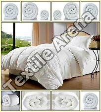 Duvet Quilts Single Double King and Super King Size 4.5, 10.5, 13.5 and 15 TOG