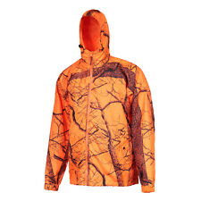 Huntworth Blaze Orange Camo Hunting Jacket