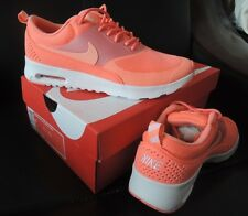 Nike Women's Air Max Thea Atomic Pink running shoes sales