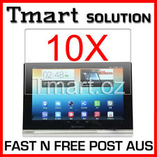 """Ultra Clear & Matte Anti Glare Screen Protector FOR Lenovo 10.1"""" Yoga Tablet"""