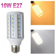 E27 10W 5630 60 SMD LED Corn Bulb CREE High Power white light lamp super bright
