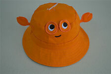 Girls Baby Boys Kids Children Cute Costume Crab Sun Bucket Cap Sun Hat Prop