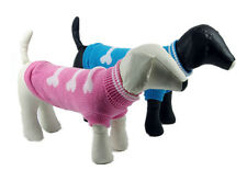 Pet dog sweater narrow flexibl warm clothes for chihuahua dachshunds pitbull