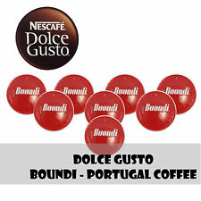 DOLCE GUSTO  BOUNDI COFFEE 12 - 24 - 48 Capsules