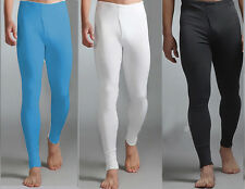 Mens Heat Trap Thermal Long Johns Warm Underwear Baselayer All Sizes ( 3 Colors)