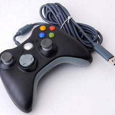 USB Wired Controller Game Pad Joypad For Microsoft Xbox 360 PC Windows DX