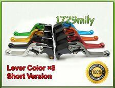 CNC Short Version Brake Clutch Levers for NINJA 250R ZX6R ZX10R ZX7R ZX9R Z750