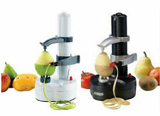 Automatic Electric Fruit Apple Pear Potato Peeler Portable Kitchen Utensil