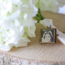 Tiny Photo Frame For Wedding Bouquets | Bridal Bouquet Locket Photo Holders