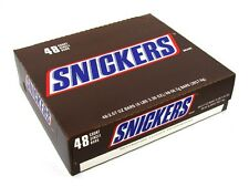 SNICKERS 48, 36, 24, 12 Count Single Bars CHOOSE