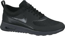 Nike Air Max Thea anthracite black Women's Running Shoes / Brand 616723 004