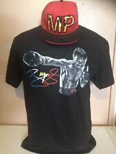 Manny Pacquiao Team Pacquiao fight shirt Pride of the Philippines Pac Man Tee