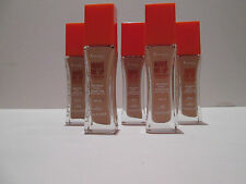 New Rimmel Wake Me Up SPF 15 30 ml foundation colours 100, 103, 200, 201, 303