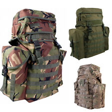 NEW Kombat 1000 Denier Nylon 38 Litre N.I. Patrol Molle Pack Rucksack Backpack