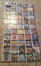 ***HUGE LOT**** of Relacement Nintendo DS Cases With Manuals ( NO GAMES)