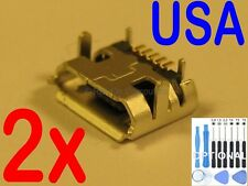 USA! Fast! Micro USB Charging Port Sync Dock Connector for Tablet. High quality!