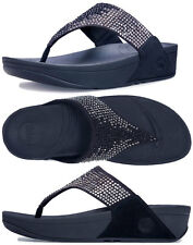 Fitflop Flare Supernavy Flip Flop women sizes 5-11/36-42 NEW!!!