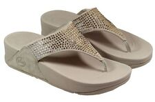 Fitflop Flare Pebble Flip Flop women sizes 5-11/36-42 NEW!!!